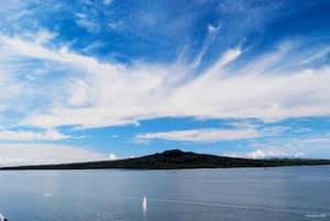 Auckland Rangitoto Vulkan Tagestouren Tagesausflug deutsch urlaub Neuseeland