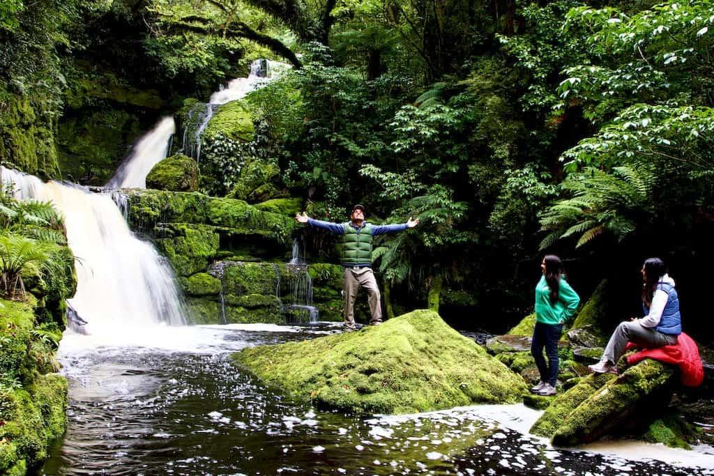 Catlins Neuseelnd Gruppentour Urlaub 3 Wochen reisen Individuell Luxusreise Kleingruppe deutsche Tourguides Neuseelandspezialist Neuseelandurlaub buchen Natur Studienreise
