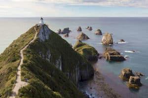 Catlins Nugget Point Neuseeland urlaub reiseanbieter gruppenreise deutsch mietwagenrundreise 3 wochen hochzeitsreise Luxusurlaub rundreise spezialist neuseelandreisen Auckland