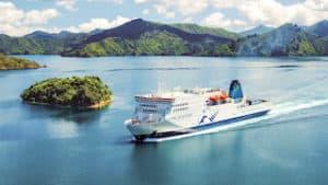 Fähre Neuseeland Nordinsel Südinsel neuseeland Gruppenreise geführt deutsch mietwagenrundreise neuseelandspezialist
