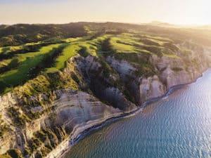 Golfreise Luxusreise Neuseeland Selbstfahrer Premium Mietwagenreise Golfurlaub Neuseeland DMC Spezialist