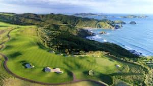 Neuseeland Golfreisen Luxusreisen golf spielen neuseeland weltklasse golfplätze top10 Individualreisen vip private tours geführte deutschsprachige Neuseeland Rundreisen