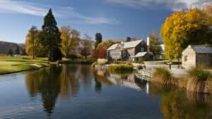 Neuseeland Luxusreise 5 sterne hotels golfreisen Millbrook Arrowtown Individualreise Golfreise Mietwagenrundreise deutscher Reiseanbieter Neuseeland Spezialreisen