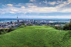 Auckland Urlaub Mt Eden Tagestour deutsch Reiseleitung Reiseanbieter Tagesausflug Kreuzfahrt Nordinsel Rundreisen
