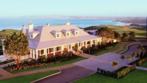 Neuseeland golfreise Luxusreise Selbstfahrer 5 sterne urlaub buchen golf tour Kauri Cliffs mietwagenreise vip neuseelandurlaub individuell