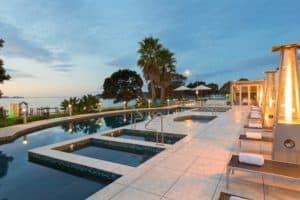 Neuseelandurlaub Golfreise Luxusreise 5 sterne unterkunft Paihia Ressort und Spa Wellness Individualreise Privatrundreise deutsche Reiseleiter Neuseelandexperte VIP
