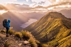neuseeland gruppenreise hiking wandern kepler track natur studienreise neuseelandurlaub eco neuseelandspezialist mietwagen rundreisen kleingruppe deutsch geführt 3 Wochen buchen 2021