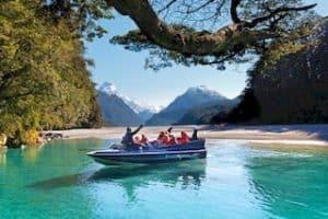 Queenstown Erlebnisreise Urlaub Neuseeland Dart river Jetboat Natur Studienreise Kleingruppenreise Mietwagentour Individualreise Luxusreise DMC deutsch Reisespezialist