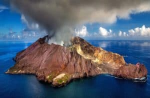 white island vulkaninsel neuseeland gruppenreise studienreise exkursion bildungsreise luxusreisen Neuseelandexperten
