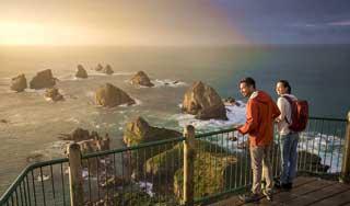 Neuseeland rundreise nuggetpoint gruppenreise neuseelandreise urlaub mietwagenreise individuell
