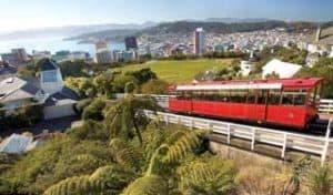Wellington neuseeland hauptstadt tagesausflug seilbahn neuseelandrundreise neuseelandurlaub angebote buchen neuseelandexperten