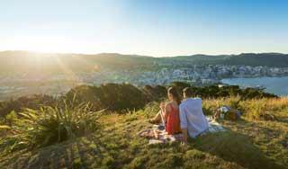 Wellington neuseeland mount victoria tagesausflug neuseelandrundreisen individuell erleben luxusreisen neuseelandurlaub angebote buchen kleine gruppe reise
