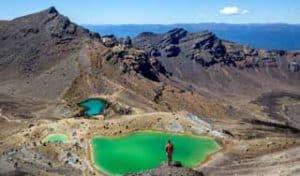 neuseeland rundreise tongariro vulkane wandern wanderreise nordinsel gruppenreise natur angebote