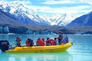 Neuseeland Erlebnisreise mt cook gletscher expedition aoraki kleingruppe deutsch geführt Hochzeitsreise Golfreise Luxusreise Rundreise MietwagenreiseIndiviualurlaub Auclkand Reiseveranstalter