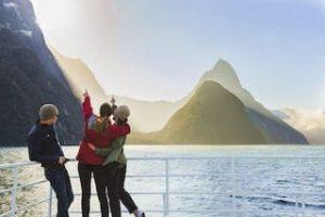 Neuseelandreise Milford Sound Fjorde Kleingruppenreise Mietwagenrundreise Gruppenreise reiseleitung deutsch geführt Neuseelandspezialist Auckland