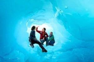 Neuseelandurlaub Rundreise Gletscher Eiswandern Franz-Josef Helikopter Neuseelandexperte deutsch Auckland Touren